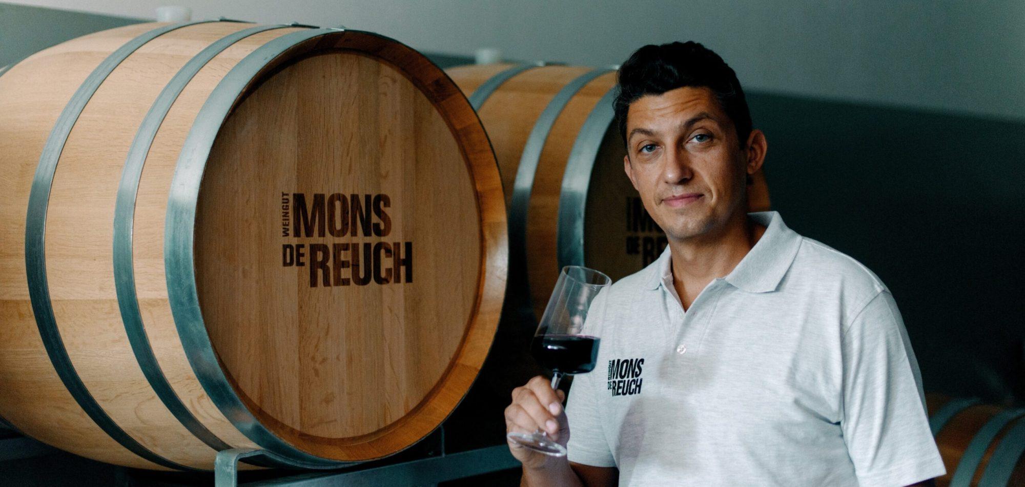 David Warlits - Mons De Reuch Weingut